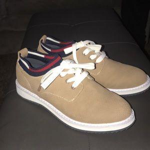 Tommy Hilfiger shoes.